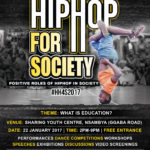 Uganda's, 10th Annual Hip-Hop For Society By BPU Is Here.