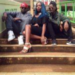 Khaligraph Jones, Dela and Kagwe Mungai in new anthem