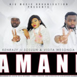 VIDEO : Kenrazy Ft. Sosuun & Visita – Amani