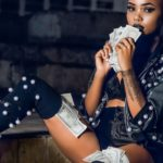 The Industry's Rosa Ree tearing up the streets