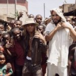 EXCLUSIVE: French Montana and Swae Lee visit Uganda