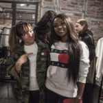 Stella Mwangi guest stars at the launch of Tommy Jeans Spring 90s Collection