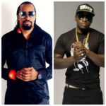 Khaligraph and Navio for first Africa Hip-Hop Awards (AHA) – Lusaka, Zambia