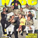 Exclusive:Triplets Ghetto Kids Grace The Cover of Vibe Magazine With French Montana.