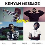 Muthoni Drummer Queen Ft. Steph Kapela, Shukid & Tunji – Kenyan Message (Remix)