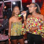 The Band BeCa and Dela rep at Coke Studio Launch Party