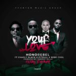 DOWNLOAD: Your Love (Club Remix)-Honorebel Ft. Charly Black x Pitbull x Bebe Cool