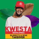 Kwesta set to headline the Africa Nouveau Festival in Nairobi