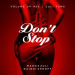 DOWNLOAD: Don't Stop - Maro ft. Proff & Naiboi