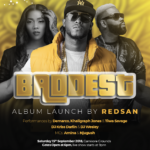 """Redsan set to launch new album """"The Baddest"""" at a star-studded concert"""