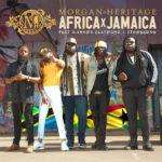 """EXCLUSIVE: Morgan Heritage features Diamond Platnumz & Stonebwoy in """"Africa Jamaica"""""""