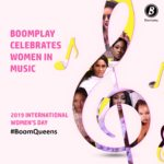 Boomplay Kenya celebrates Kenyan Women in Music on exclusive playlist launched on Women's Day