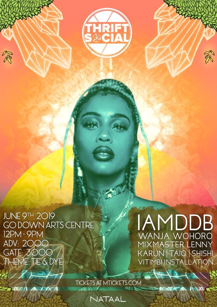 IAMDDB to headline Thrift Social