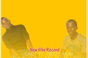 Caily Ft. Dezzy Music - Unanikoshaga