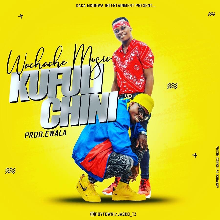 Wachache Music - Kufuli Chini   Download MP3