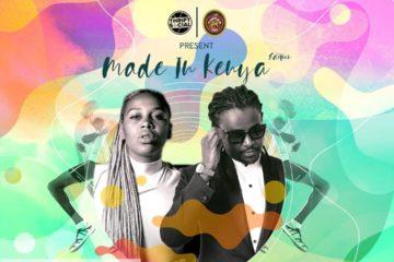 Nyashinski & Sho Madjozi to headline Thrift Social
