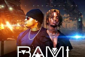 Magix Enga x Khaligraph Jones - Bami| Stream Video