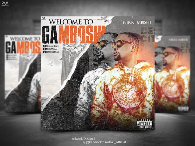 VIDEO: Nikki Mbishi - Welcome To Gamboshi