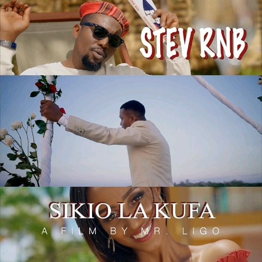VIDEO: Steve RnB - Sikio La Kufa