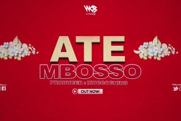 Mbosso - Ate