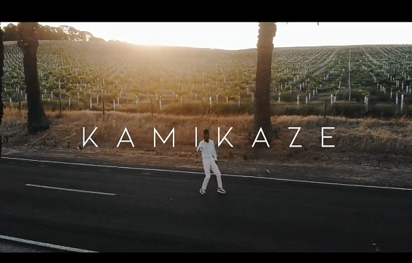 Octopizzo - Kamikaze