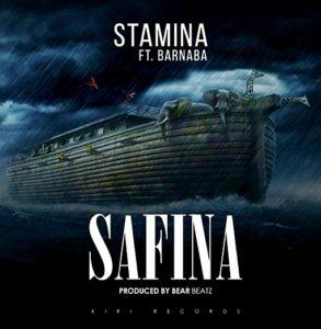 Stamina ft. Barnaba - Safina