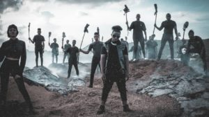 Nyandu Tozzy ft. Rayvanny, Mr Blue - Mawe