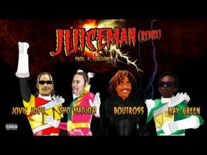 Jovie Jovv, Boutross, Kay Green ft. Sho Madjozi - Juiceman Remix