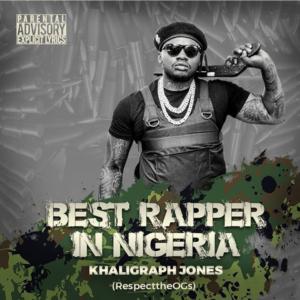 Khaligraph Jones - Best Rapper In Nigeria