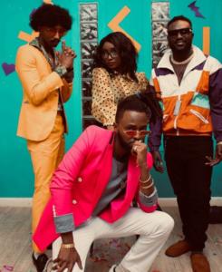 Kagwe Mungai ft. Naiboi - Nakulike