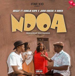 Bright ft. Khadija Kopa, Juma Kakere, Karen - Ndoa