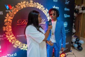 Barak Jaccuzi attending the Donatella EP launch