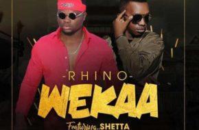 Rhino ft. Shetta - Wekaa
