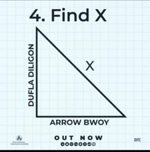 Arrow Bwoy ft. Dufla DIligon - Find X