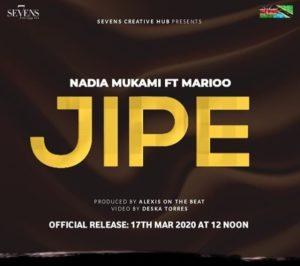 Nadia Mukami ft. Marioo - Jipe