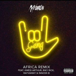 Mayorkun ft. Kwesi Arthur, Riky Rick, Rayvanny, InnossB - Gang Africa Remix