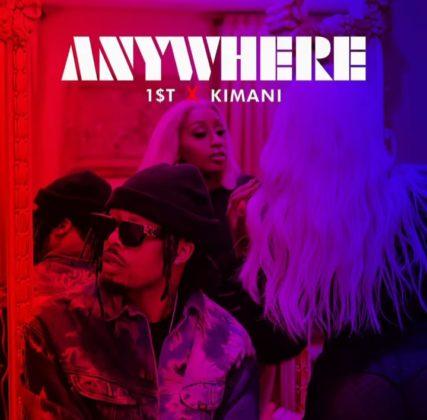 Victoria Kimani ft. FKI 1st - Anywhere