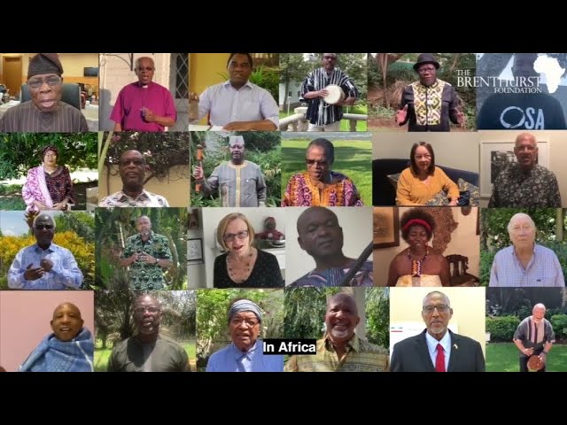 Bobi Wine ft. African Leaders - Alone Together