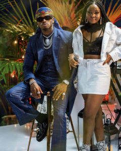 Diamond Platnumz and Zuchu