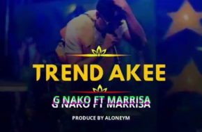 G Nako ft. Marissa - Trend Akee