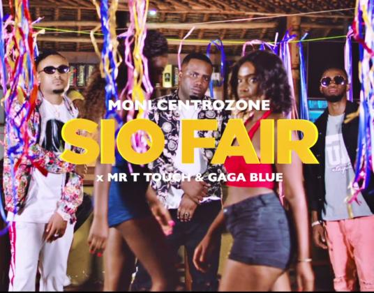 Moni Centrozone ft. T Touch, Gaga Blue – Sio Fair