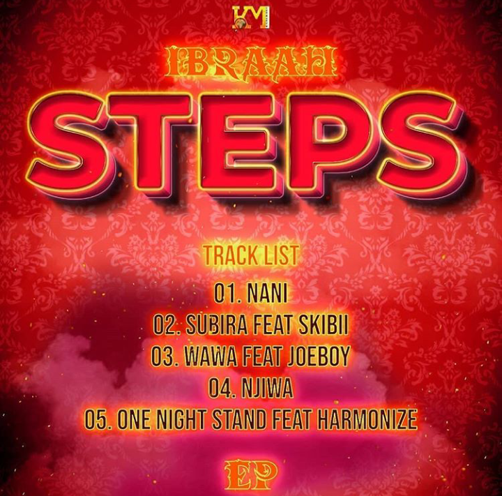 Steps EP tracklist
