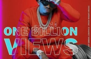 Diamond Platnumz Clocks Over A Billion Views On YouTube