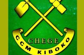 Chege - CCM Kiboko