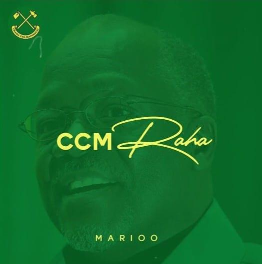Marioo - CCM Raha
