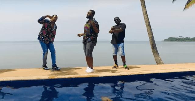 Navio ft. Daddy Andre, Felx D' Paper - Bangi