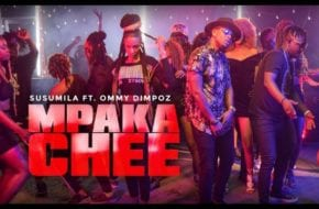 Susumila ft. Ommy Dimpoz - Mpaka Chee