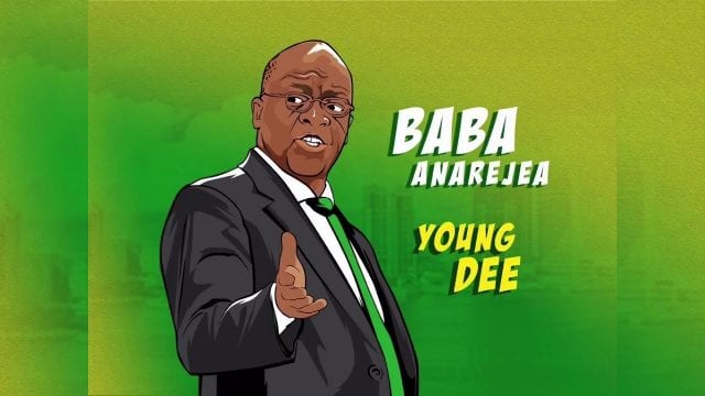 Young Dee - Baba Anarejea