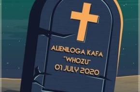 Whozu - Alieniloga Kafa