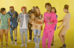 Willy Paul ft. Mejja, Petra, Odi Wa Murang'a, Ssaru, Benzema - Wa Nani Remix